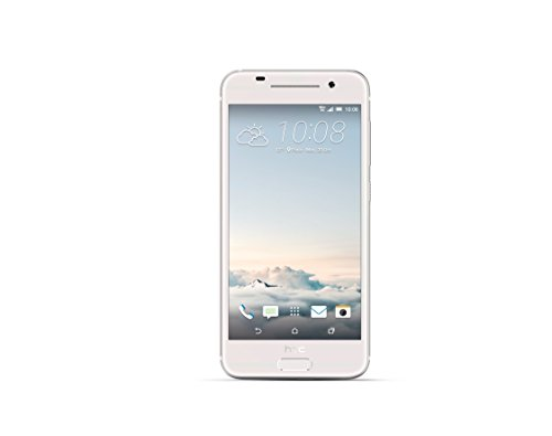 HTC ONE A9 Smartphone (12,7 cm (5 Zoll), 16GB interner Speicher, Android) silber