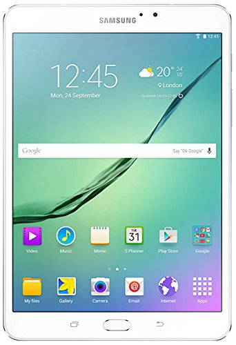 Samsung Galaxy Tab S 8,032GB Weiß