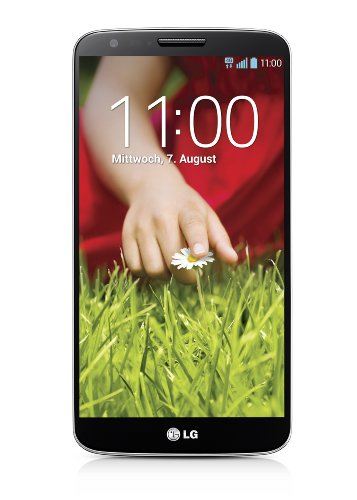 LG G2 Smartphone (5,2 Zoll (13,2 cm) Touch-Display, 16 GB Speicher, Android 4.2) schwarz