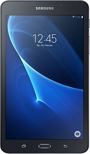 Samsung GALAXY Tab A (2016) 17.8cm (7 Zoll) Tablet-PC (1,3 GHz Quad-Core, 1,5GB RAM, 8GB HDD, Wi-Fi, Android 5.1) schwarz