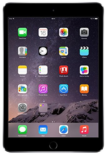 Apple iPad mini 3 20,1 cm (7,9 Zoll) Tablet-PC (WiFi, 16GB Speicher) spacegrau