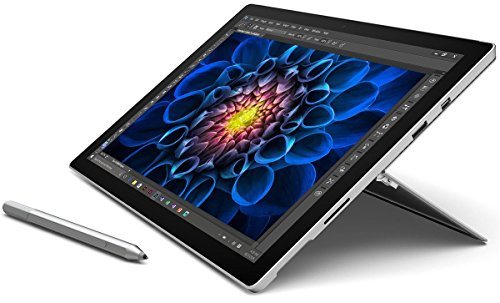 Microsoft Surface Pro 4 31,24 cm (12,3 Zoll) Tablet-PC (Intel Core m3, 4GB RAM, 128 GB, Intel HD Graphics, Windows 10 Pro)