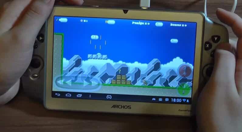 archos-gamepad-unboxing