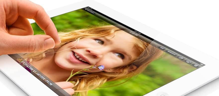 iPad der vierten Generation