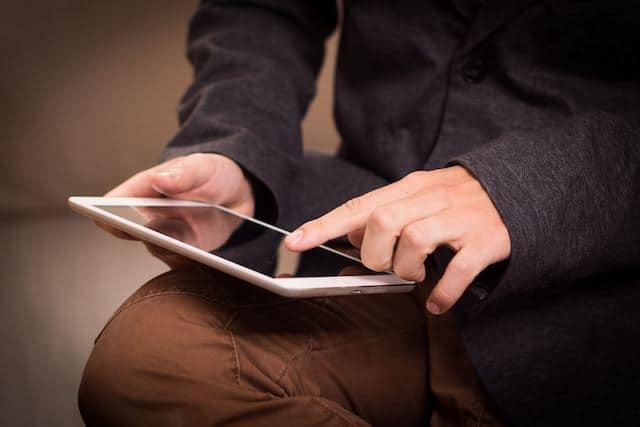 iPad aus dem Jahr 2010