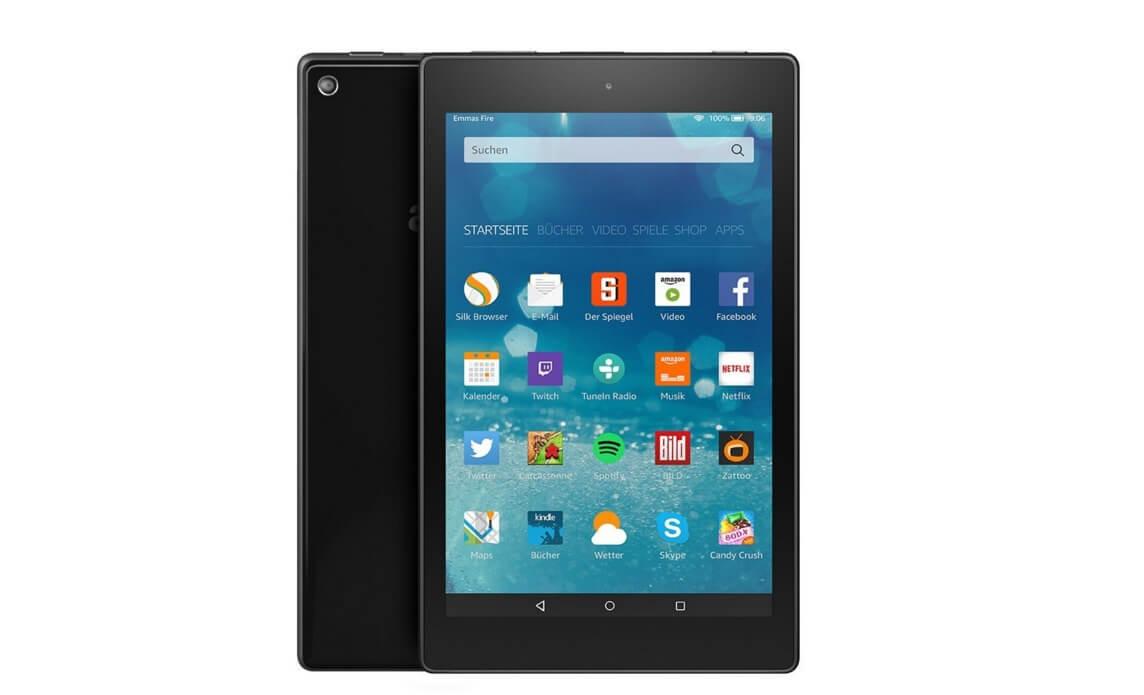 neues amazon tablet mit 8 zoll geleakt. Black Bedroom Furniture Sets. Home Design Ideas