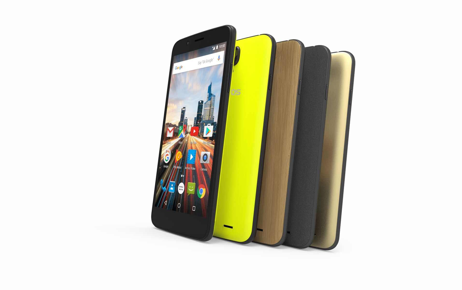 Archos 55 Helium Four Seasons