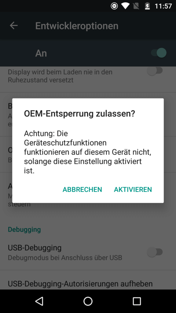 So entkommt ihr der Android Factory Reset Protection