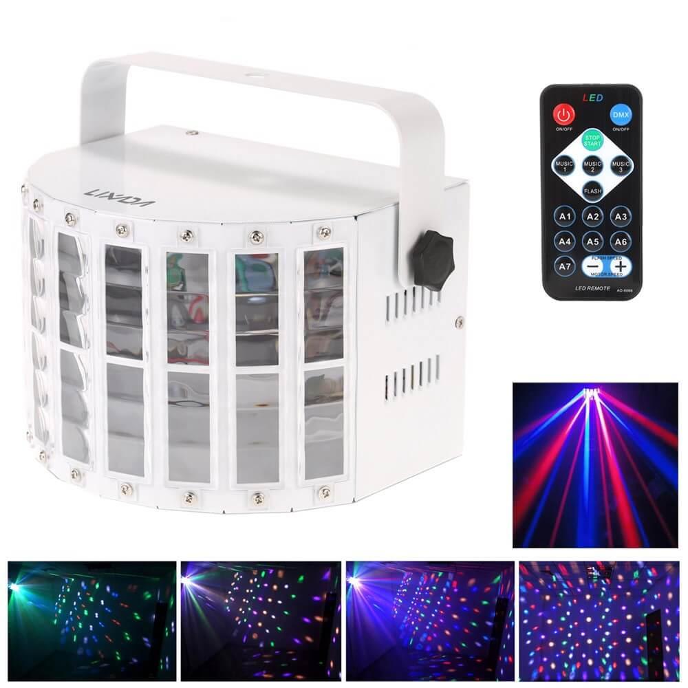 disco licht kaufen immer die passende stimmung auf der party. Black Bedroom Furniture Sets. Home Design Ideas