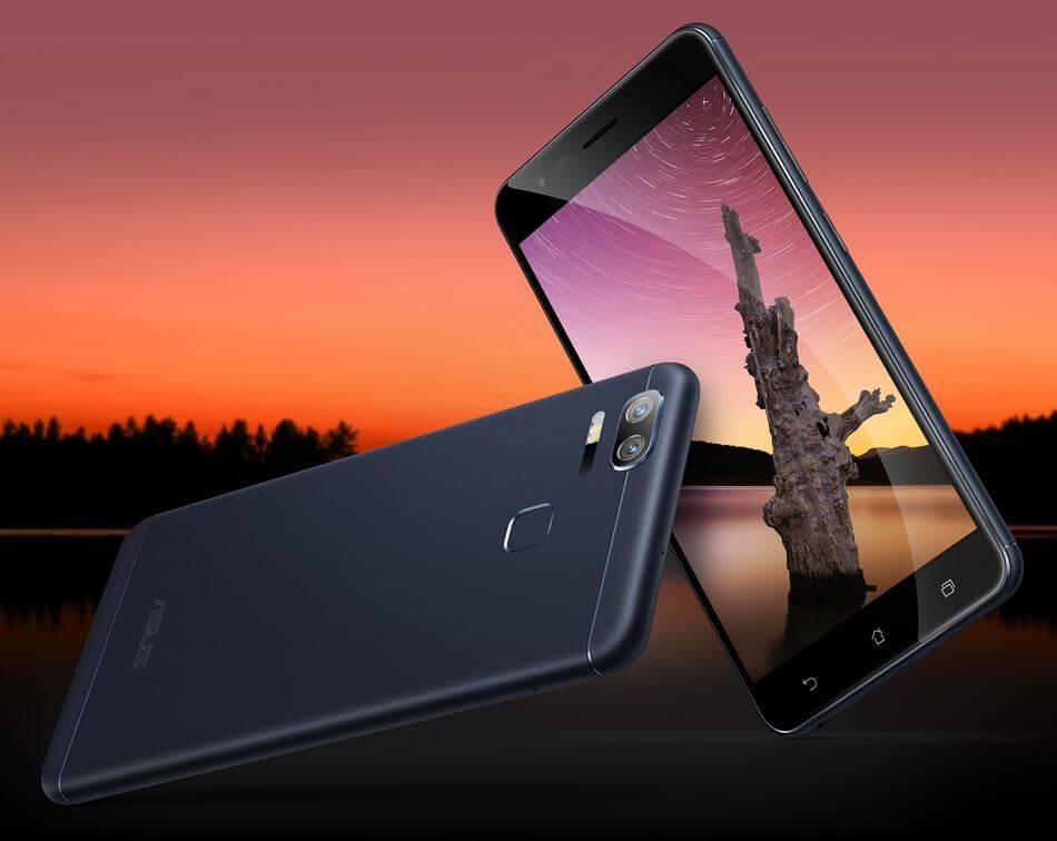 ZenFone 3 Zoom, Bild: Asus
