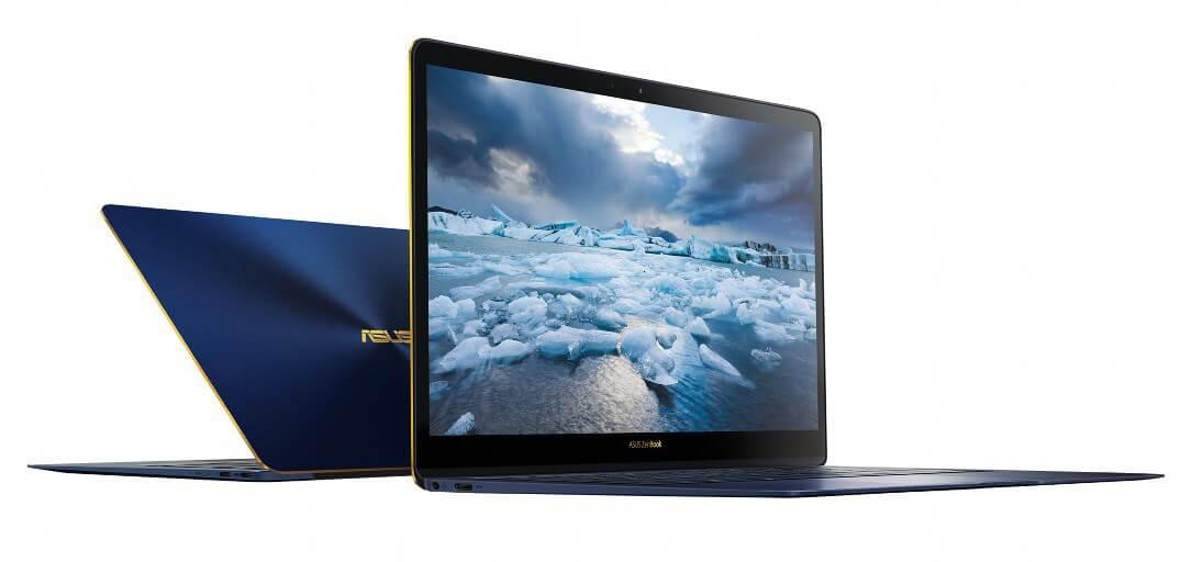 ZenBook 3 Deluxe, Bild: Asus