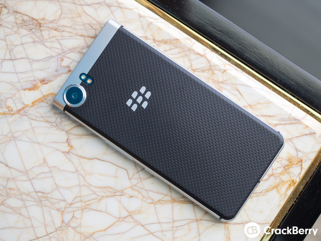 BlackBerry Mercury, Bild: CrackBerry