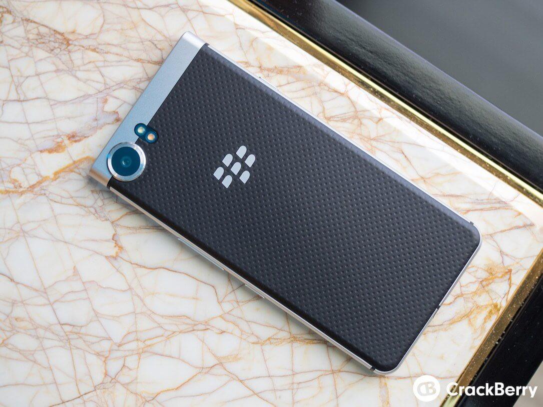 BlackBerry Mercury, Bild: CrackBerry