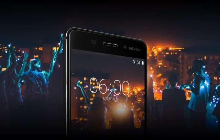 Nokia 6, Bild: Nokia