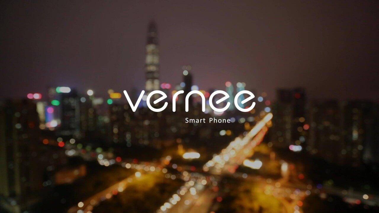 Logo, Bild: Vernee