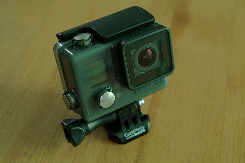 GoPro Hero+, Bild: TabletHype