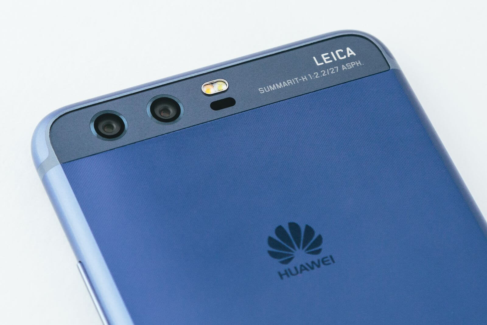 P10 Blau, Bild: Huawei