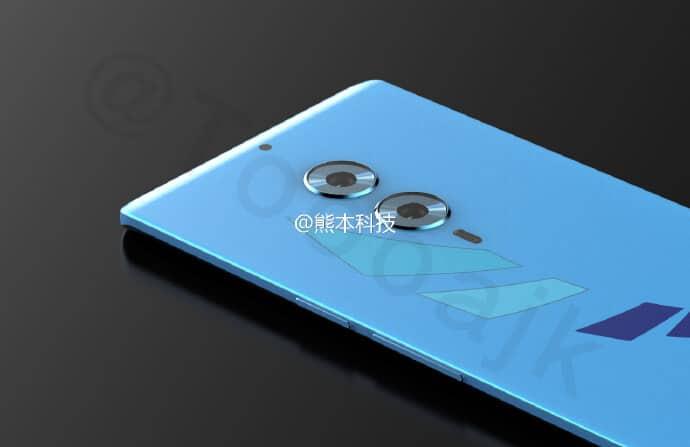 Lenovo ZUK Edge II, Bild: Weibo