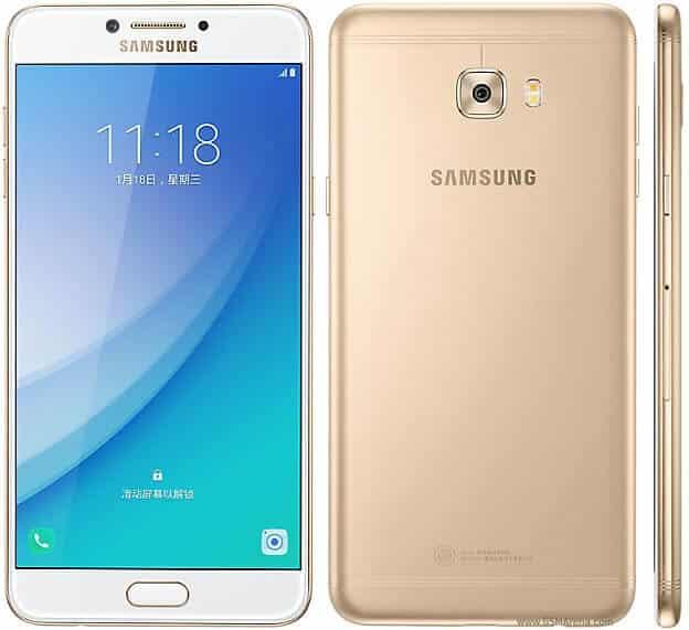 Galaxy C7 Pro, Bild: Samsung