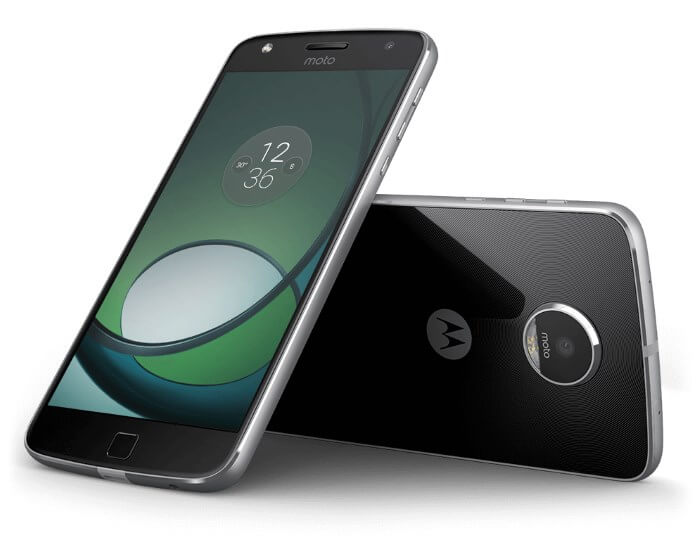 Moto Z Play, Bild: Lenovo