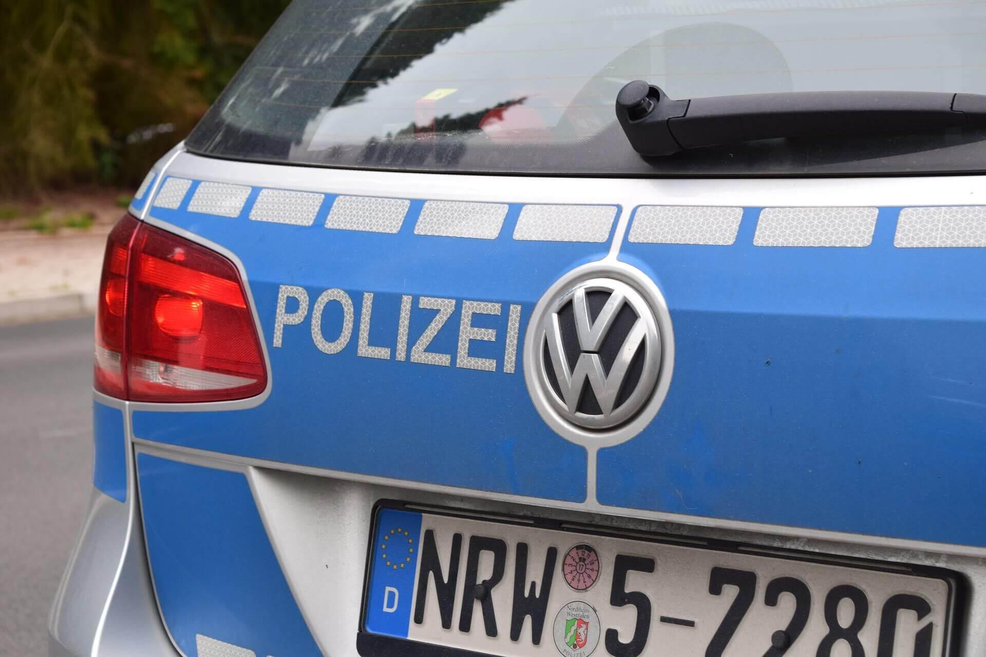 Polizei NRW, Bild: Björn Max Wagener