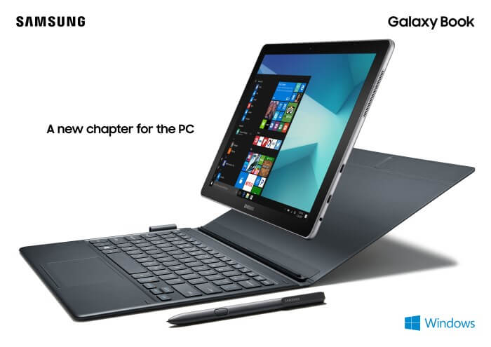 Galaxy Book, Bild: Samsung
