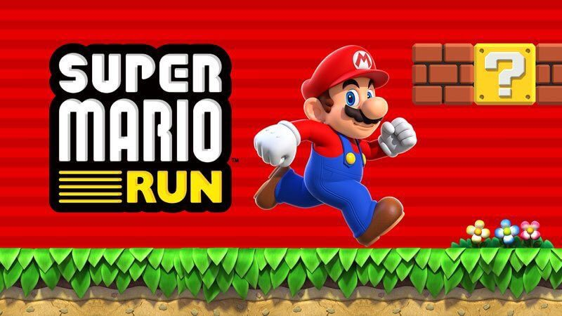 Super Mario Run, Bild: Nintendo