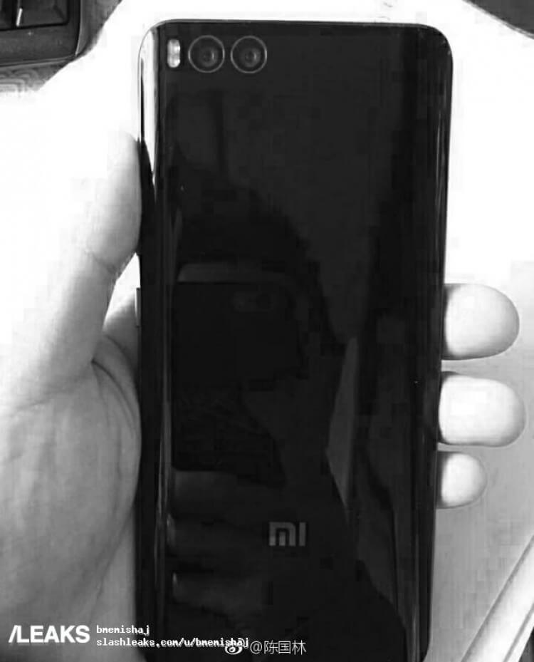 Xiaomi Mi 6 Plus, Bild: SlashLeak