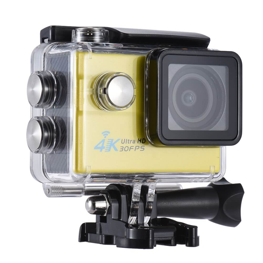 4k action cam kaufen gopro alternative mit digitalem zoom. Black Bedroom Furniture Sets. Home Design Ideas