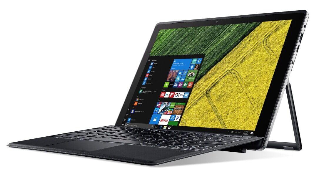 Switch 3 und Switch 5: Acer präsentiert neue 2-in-1-Notebooks