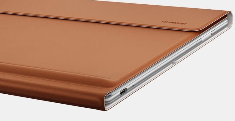 MateBook Leder-Cover, Bild: Huawei