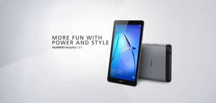 MediaPad T3 7, Bild: Huawei