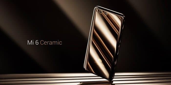 Mi 6, Bild: Xiaomi