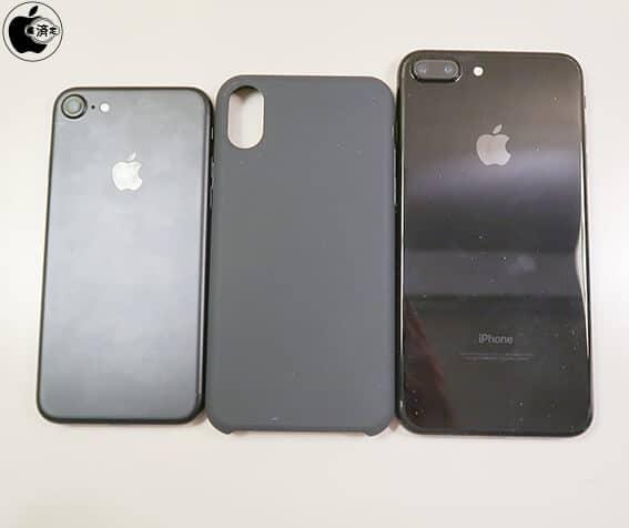 IPhone 8: Abmessungen sickern durch - Renderings zeigen Größenvergleich