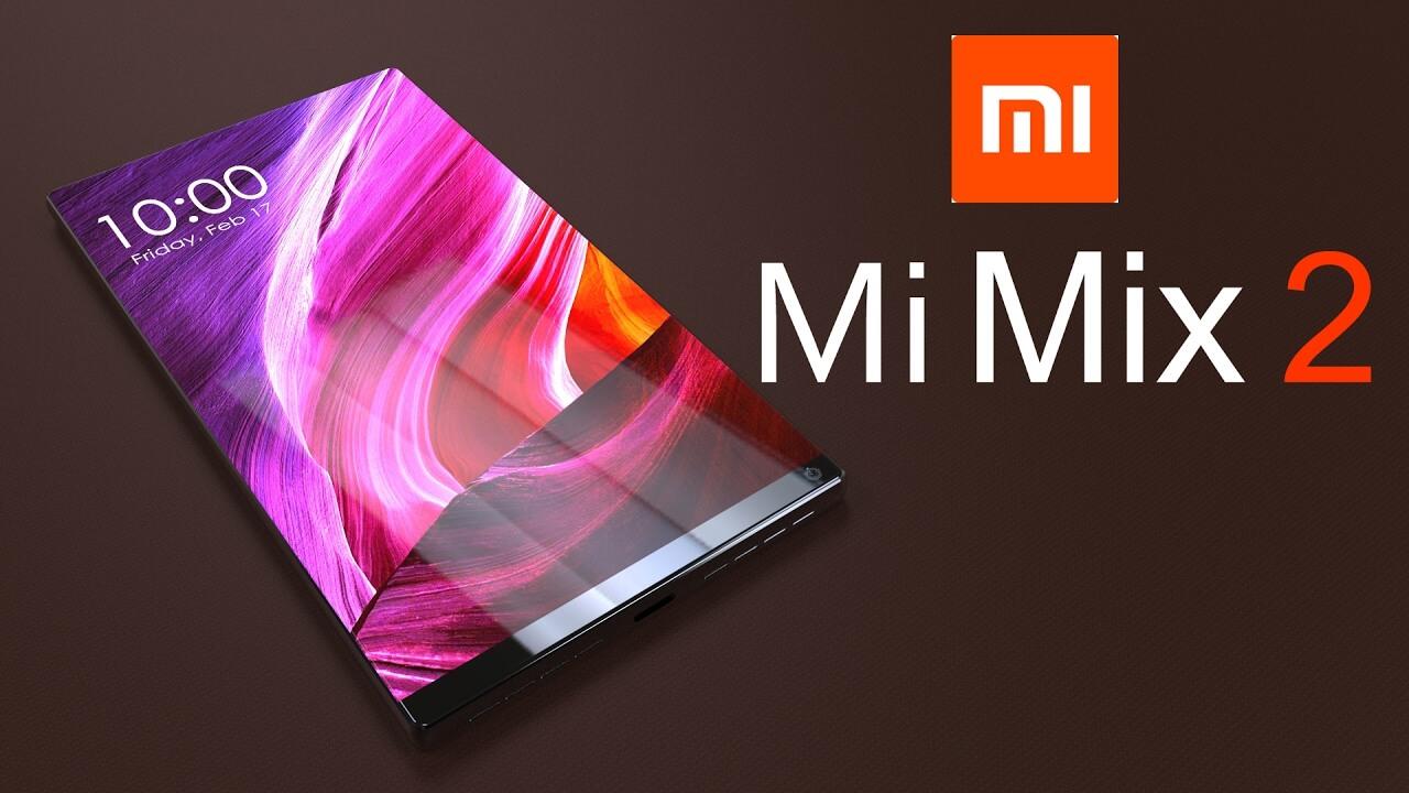 Den Fuß in der Tür: Xiaomi verkauft Mi Mix 2 in Europa