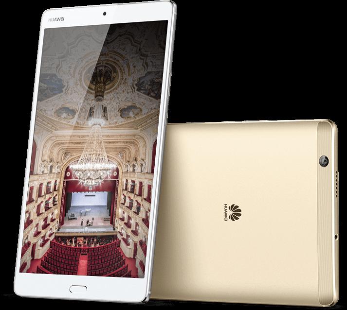 Huawei Mediapad M3 Gold