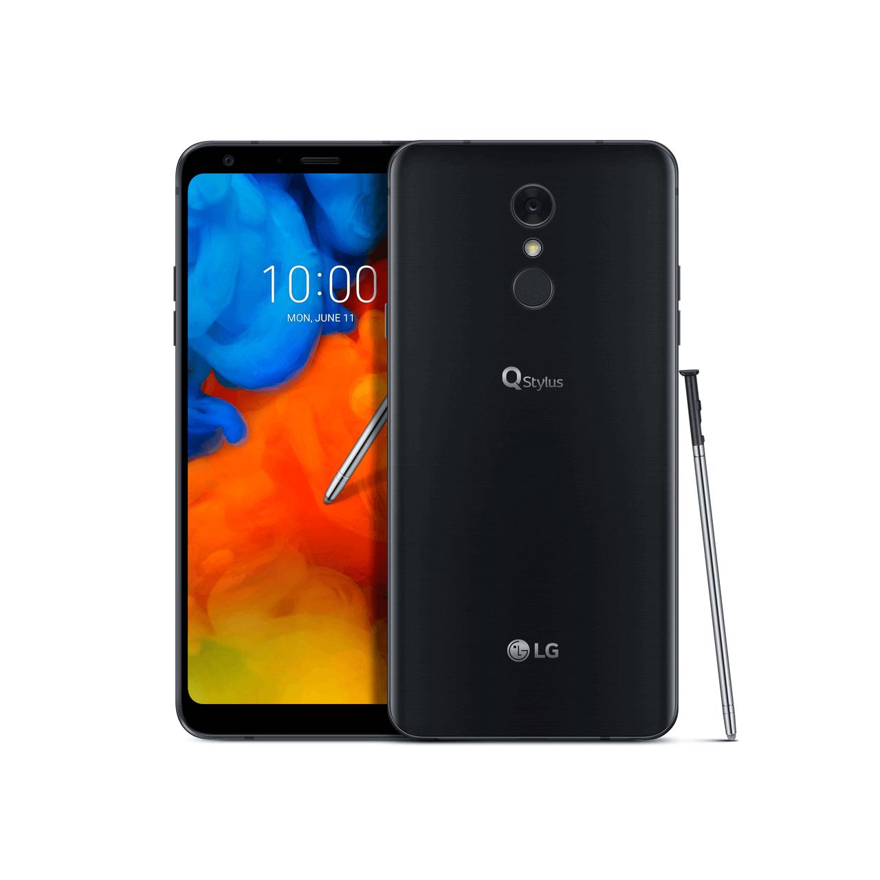 LG Q Stylus Smartphone