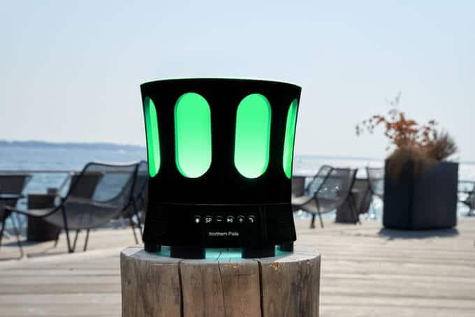 The Crown Bluetooth-Lautsprecher