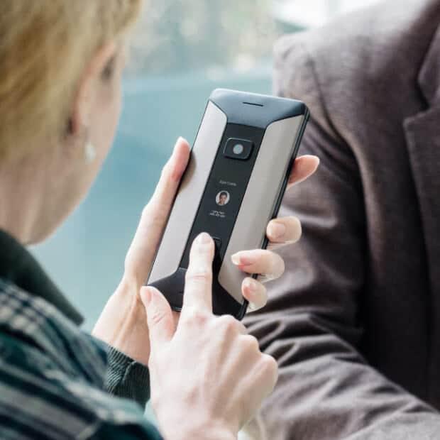 Cosmo Communicator PDA