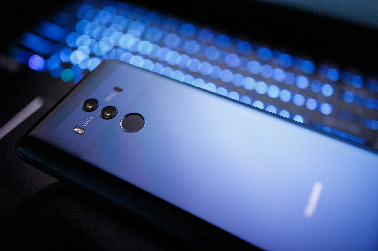 Huawei Smartphone-Absatz