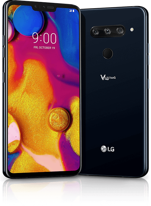 LG V40 Thinq