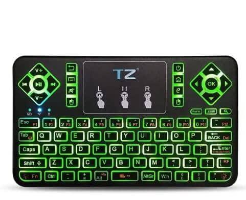TZ Q9 Bluetooth-Tastatur