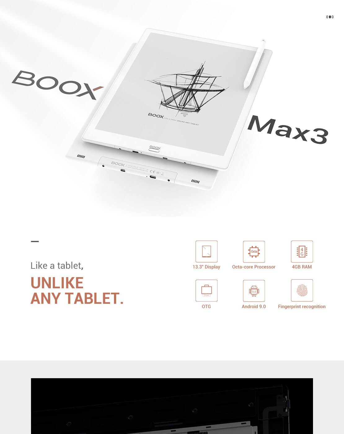 Onyx Boox Max 3
