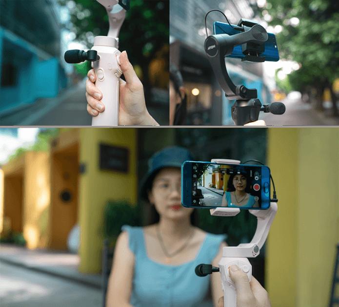 ATOM 3-Achsen Smartphone-Gimbal
