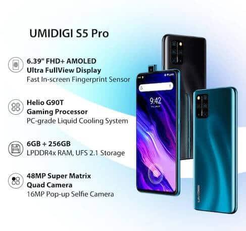 Umdigi S5 Pro