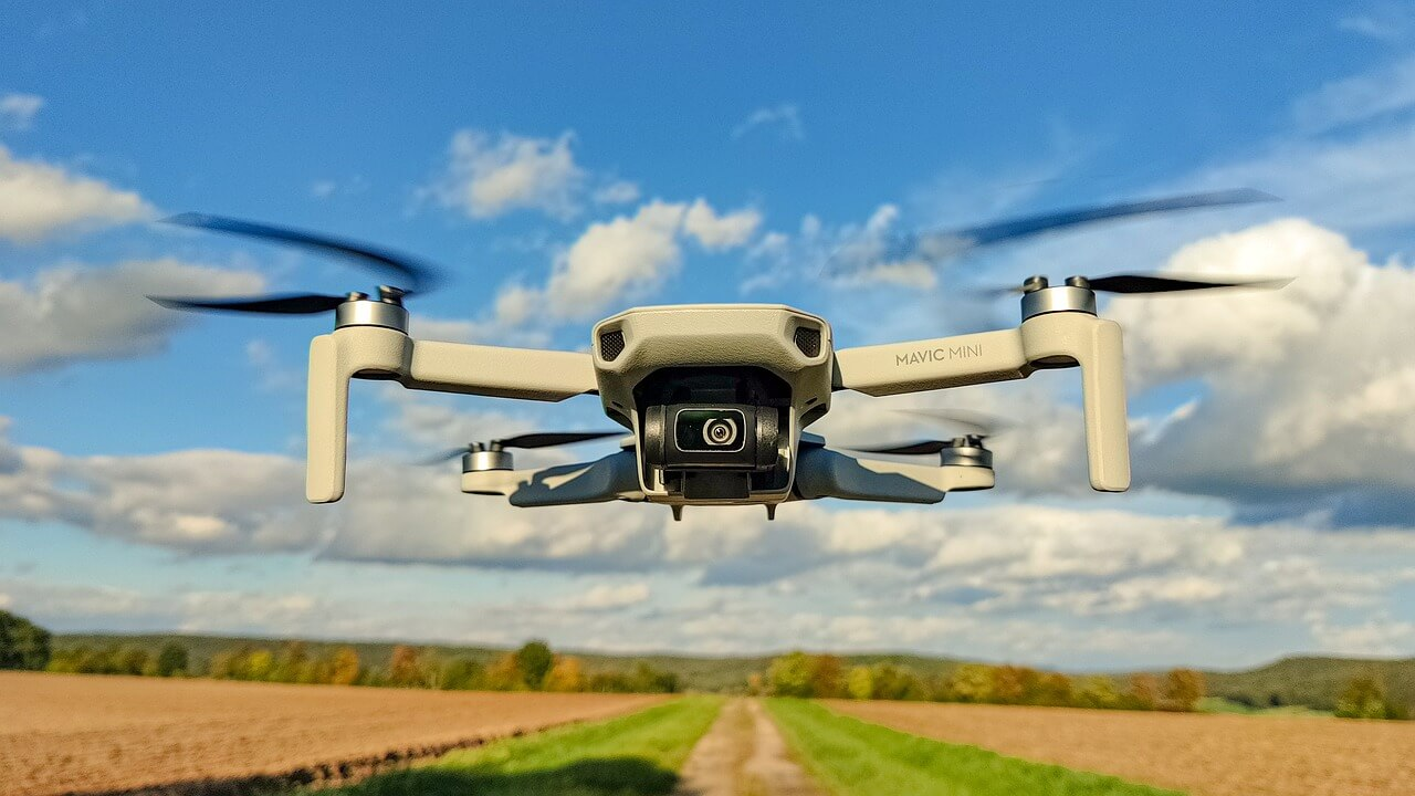 DJI Drohne